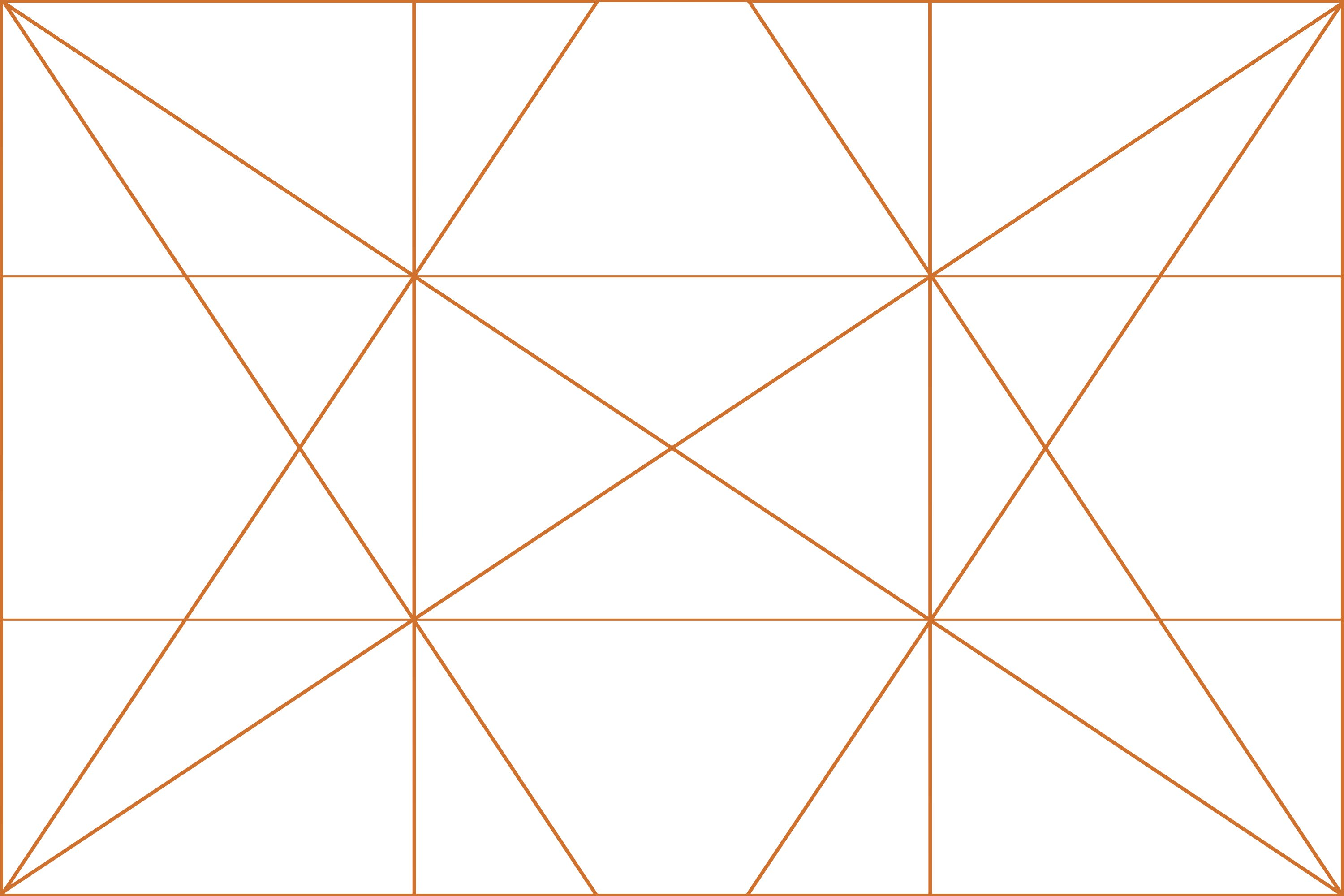 Dynamic Symmetry Grid, made by Steve Kaye