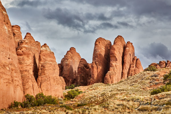 Arches National Park, (c) Photo by Steve Kaye, in blog post: Choosing Success